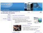 Ai Arvutiabi » Veebilehekülgede kujundamine, arvutihooldus ja koolitus