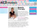 Beauty School Gold Coast Qld - Become a beauty therapist, makeup artist or nail technician!