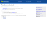 aidau. lt - Virtualus serveris - Serveriai. lt