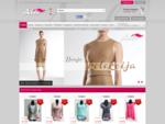 Aide - stilingi ir kokybiški drabužiai iš Italijos. Prekyba drabužiais, avalyne ir aksesuarais