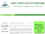Aide Assistance Funeraire, 42 rue de Versailles, 78150 LE CHESNAY