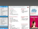Ginecologia psicologia psicoterapia dietologia andrologia interruzione di gravidanza