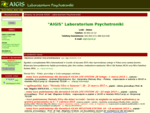 AIGIS - Laboratorium Psychotroniki