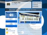 Rideaux, voilages, tissus d'ameublement - A l'Aigle d'Or à Marseille
