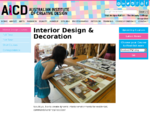Interior Design School Brisbane and Gold Coast - Interior Design and Decorating courses!
