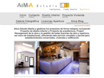 Aima Estudio de Arquitectura, Diseño de interiores y Licencias apertura
