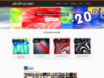 aindhooven - Värvilise ja sulatusklaasi e-pood