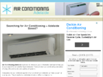 Air Conditioning Adelaide - Adelaide Ducted Air Conditioning, Adelaide Air Conditioner, Adelaide A