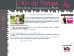 L39;Air du Temps Prêt-à-porter Féminin et Masculin - Accessoires de mode - La boutique...