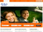Airauto Rent a Car » Aeroporto de Faro » Aluguer de Carros no Algarve