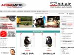 Chaquetas airbag moto | Prendas motos airbag | proteccion total motocicleta