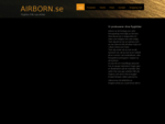 AIRBORN. se   Flygfoto från nya vinklar