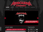 Airbourne Official Website Black Dog Barking Music, Videos, Photos, Lyrics, Tour Dates, Forums