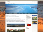 Air Central West Outback Tours, Lake Eyre Tours, Lake Eyre Flights