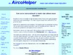 de AircoHelper - airco service is meacute;eacute;r dan bijvullen