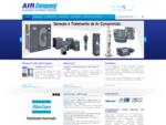 Air Company | Ar Condicionado, Ar Comprimido e Refrigeração | Campinas, Indaiatuba, Va