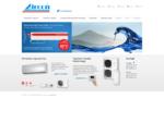 Aircon - klimatske naprave in toplotne črpalke