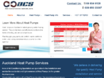 Auckland Heat Pumps | Quality Air Conditioning Services | ACS
