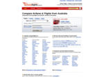 Cheap Flights, Cheap Airfares from Australia - Airfares Flights