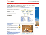 Cheap flights, Air Fares from Auckland, Wellington, Christchurch, Dunedin - Airfares Flights New