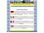 Airport transfers in Austria, Bavaria and Slovakia by minibus, airporttaxi, autobus and limousine