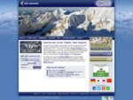 Air Safaris Mount Cook Scenic Flights New Zealand Flightseeing