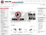 Airsoft - Impact Zone - Equipamentos de airsoft softair