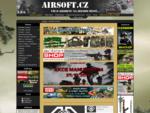 Airsoft. cz - Úvodní strana