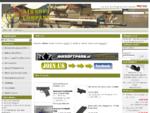 Verkauf von Airsoft-Produkten, Softguns, Zubehoer, Top Marken, JT, FENIX, Classic Army, GG Ar
