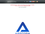 Record label Airstorm Recordings delivers finest energetic trance and uplifting tunes around the glo