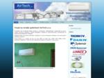 Vzduchotechnika, klimatizácia, chladenie a vetranie - AirTech s. r. o.