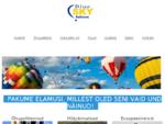 Blue Sky Balloons - lennud kuumaõhupalliga