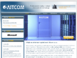 Vítejte na stránkách společnosti Aitcom s. r. o. | Aitcom s. r. o.