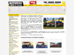 Motorcycles, ATV's, Side By Sides, Ride on mowers and all Power Products Aitkens Bike Power