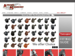 Aitkens Saddlery - HOME - Horse Saddles, Bridles, Rugs, Clothing, Boots