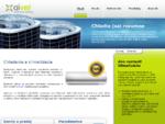 Chladenie a klimatizácia - Aivel, s. r. o.