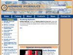 Aizinberg Hydraulics - importing, manufacturing, distributing and design of hydraulic systems and