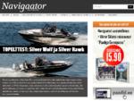 Ajakiri Navigaator, Balti mereajakiri, mereajakiri