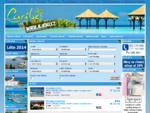 Zájezdy cestovní kanceláře CARIBE Tour uspokojí nejen náročné klienty. Informace najdete na www. aj