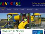 PlayGear™ by AJ Grant