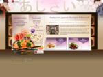 Restaurant japonais Boulogne Billancourt (92) Hauts-de-Seine, cuisine japonaise Ajisai
