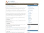 O FIRME AJKrby, s. r. o. | AJ KRBY