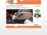 AJM Kuljetus Oy Lähettipalvelu Helsingissä 09 4289 1189
