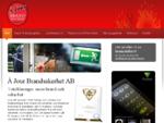 À Jour Brandsäkerhet - Totallösningar inom brand och säkerhet i Göteborg