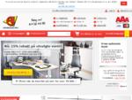Kontormøbler, Lagerinnredning og Verkstedinnredning. | AJ Produkter