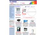 Ajskom - techniki prezentacyjne, projektory multimedialne, ekrany oraz klimatyzacja i klimatyzator