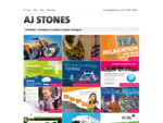 ajstones Freelance digital designer providing website, interface and interactive flash design in ...