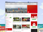 Perfekt for oplevelser i Århus by - og med super beliggenhed på stranden | Ajstrup Camping