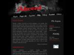 Webové stránky kapely Akcent.