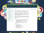 Akcie pre deti - stránka venovaná akciám pre deti, maľovaniu na tvár a akciám na kľúč. Fantázia! -